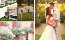 خطوات بسيطة لإنجاح حفل زفاف رومنسي