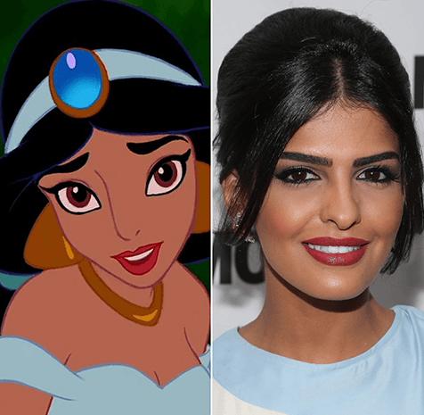 الأميرة ياسمين - الأميرة أميرة الطويل - المملكة العربية السعودية