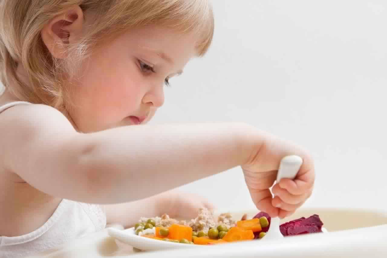 اكلات صحيه للاطفال