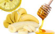 قناع الموز والعسل والليمون أحد أسرار جمال المرأة العربية