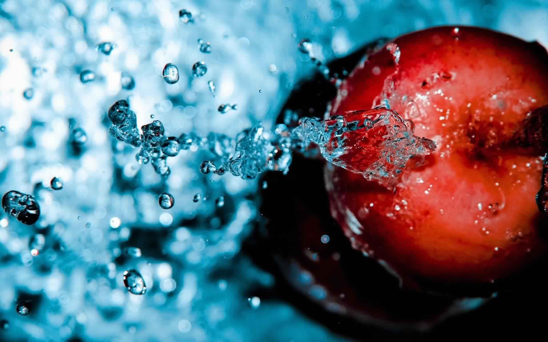 ماء التفاح