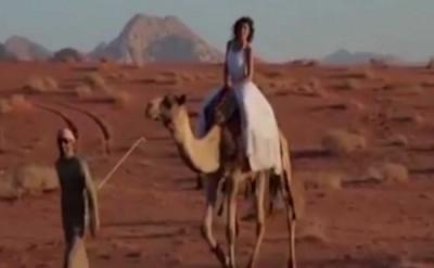 زواج في الصحراء