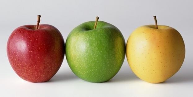 أهمية التفاح لإنقاص الوزن