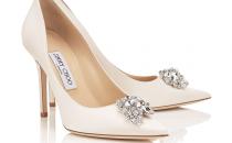 تعرفي على أفخر الأحذية للعرائس الباحثات عن التميز
