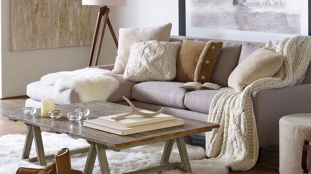 الاهتمام بالأريكة
