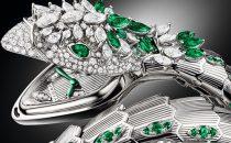 تعرفي على آخر تصاميم مجوهرات Mediterranean Eden من بولغري