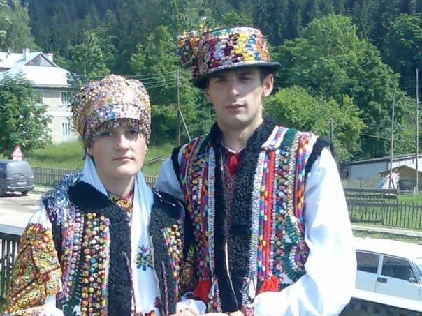 لباس العروس في اكرانيا