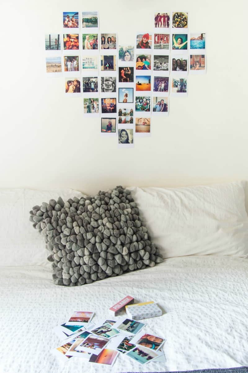 خصصي مكان في منزلك لذكرياتك الجميلة