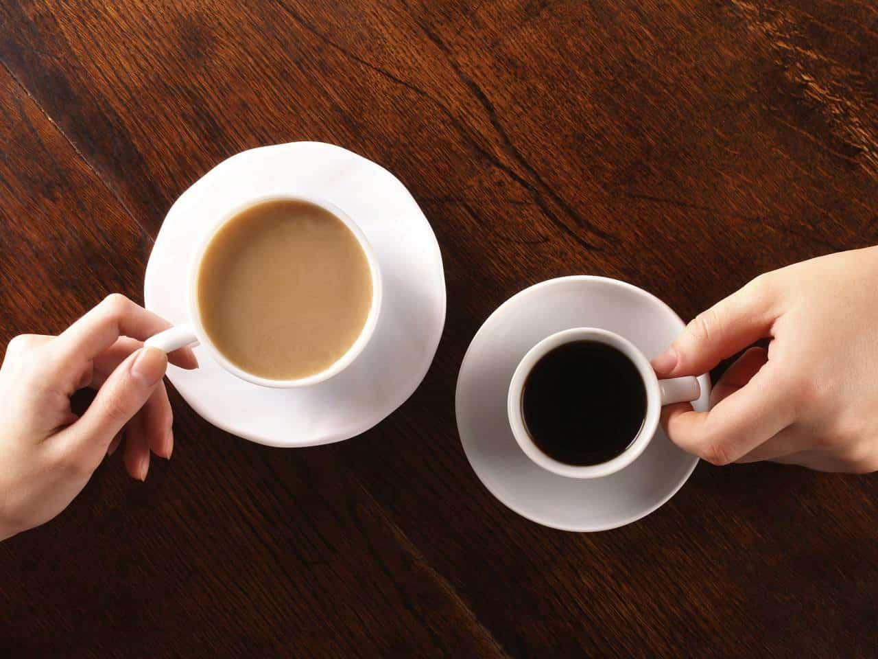أضرار الشاي والقهوة