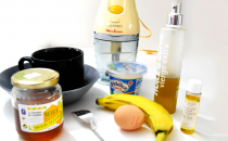 أفضل قناع لتغذية ومعالجة جفاف الشعر