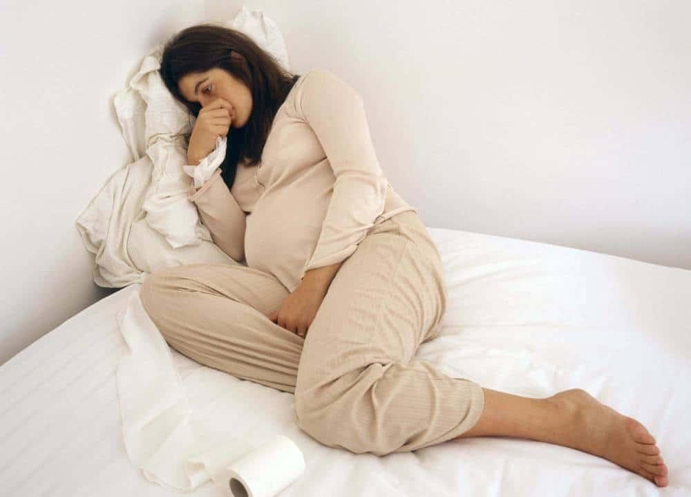 أسباب اضطرابات النوم للحوامل