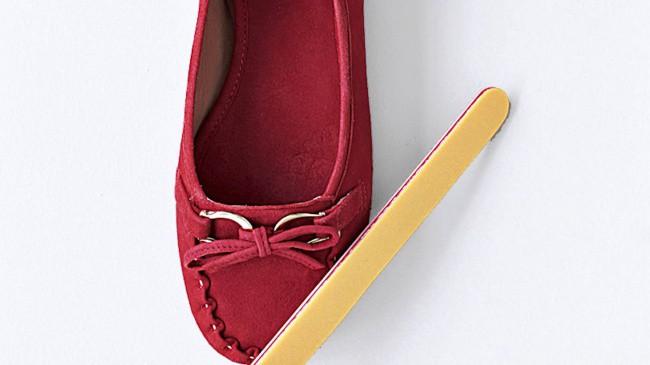 طرق العناية بالاحذية
