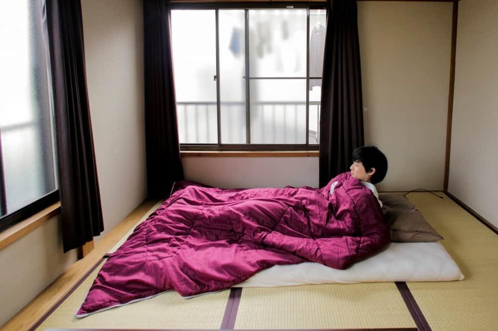 غرف نوم يابانية