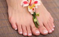 وصفات منزلية لعلاج فطريات أظافر القدمين