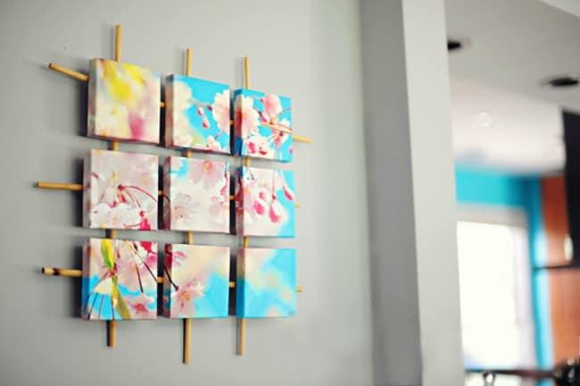 لوحات يابانية مودرن