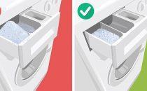 7 حيل عليك معرفتها عند استعمال آلة الغسيل