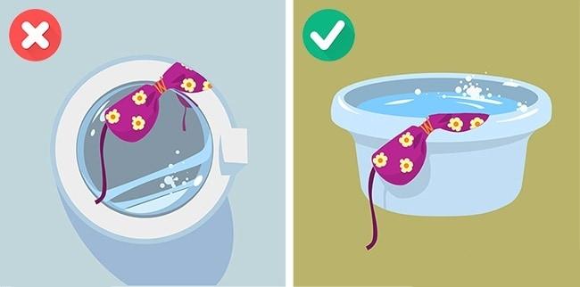 كيفية الحفاظ على ثيابك الداخلية