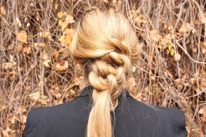 أحدث تسريحات شعر للشعر الطويل موضة