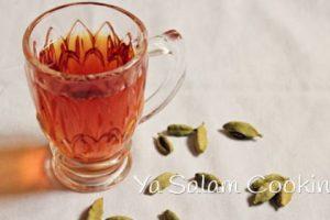 شاي الحبهان