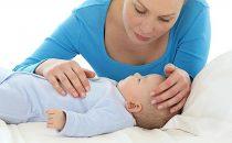 كيف تعالجين حرارة الجسم المرتفعة عند الرضيع؟