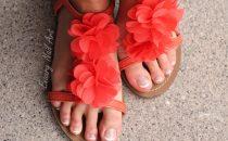قومي بهذه الخطوات قبل ارتداء حذائك المكشوف