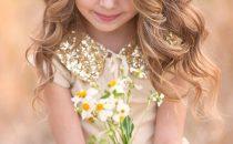 أجمل تسريحات الفتيات الصغيرات في الأعراس