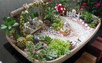 اكتشفي هذه الطرق المبتكرة لإنشاء حديقة منزلية رائعة