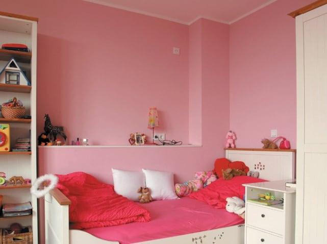 D coration chambre des filles 1 ciloubidouille of peinture for Chambre fille 10 ans