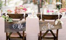 بالصور: أجمل ديكورات كراسي الأعراس