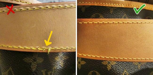 الفرق بين الحقائب الأصلية والمقلدة