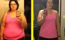 شاهدي كيف  تخلصت نجمة إنستغرام من 45 كيلوغراما من وزنها