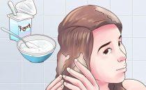 تخلصي من قشرة الشعر بالزبادي