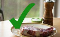 تجنبي هذه الأخطاء القاتلة في طهو اللحم المجمد