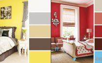 تعرفي على تشكيلات الألوان المتناسقة التي يمكنك تزويق منزلك بها