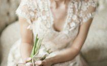 تسريحات بسيطة وأنيقة للعروس