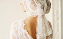 بالخطوات: تسريحة للعروس بالطرحة
