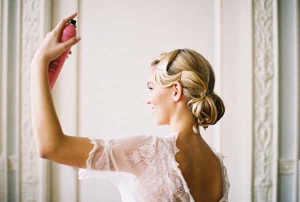 تسريحات شعر للعروس 2017