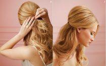 بالصور: تألقي بتسريحة شعر مميزة في مناسباتك الخاصة