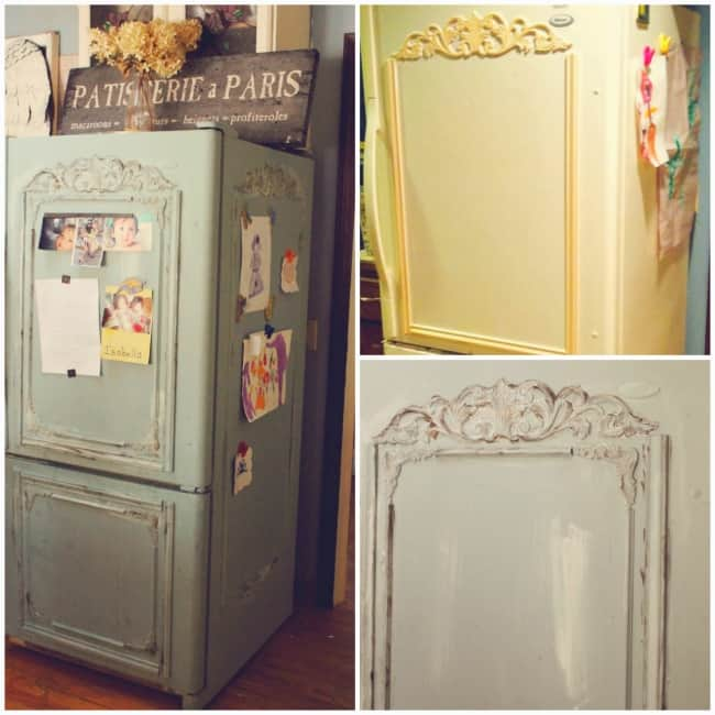 طرق تزيين الثلاجة بأدوات منزلية