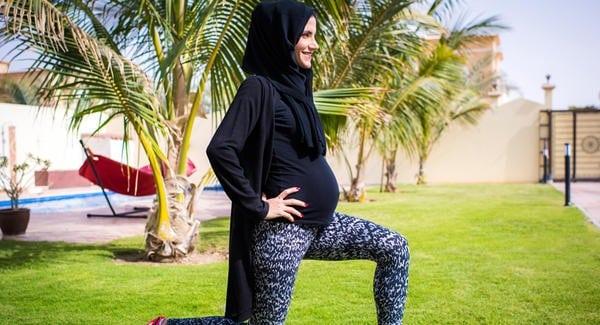 تعرفي على شروط ممارسة الرياضة للحامل