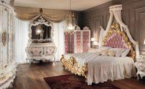 غرف نوم فاخرة لمحبات التصميم العربي المترف