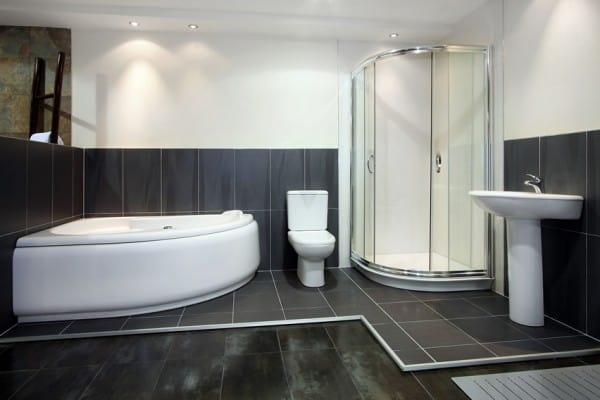 ديكور حمامات واسعة