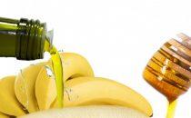 جربي خلطة الموز وزيت الزيتون بتأثير الكراتين
