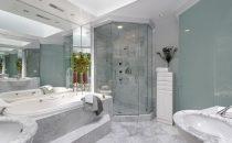 تعرفي على أجمل تصاميم الحمامات المناسبة لجميع المساحات