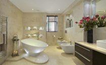 شاهدي أجمل تصاميم الحمامات الحديثة