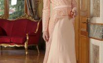 أجمل الفساتين الطويلة للمحجبات