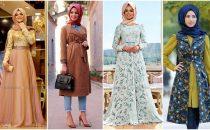 بالصور: أجمل الفساتين اليومية للمحجبات