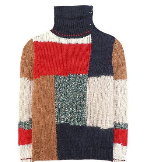 تألقي بموضة Turtleneck هذا الشتاء