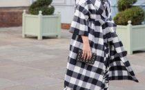 الأقمشة المربعة تزين أزياء المحجبات 2017