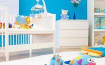 ديكورات جذابة لغرف نوم الأطفال